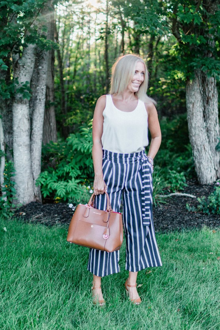 Making Stripes Work for Your BodyShape