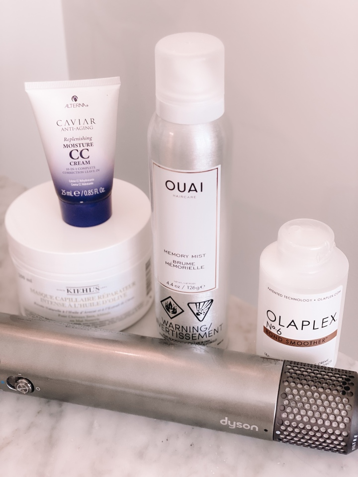 All My Hair Care Staples &Routine
