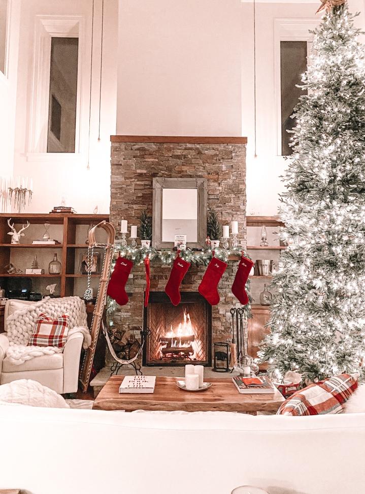 When do you take Christmasdown?