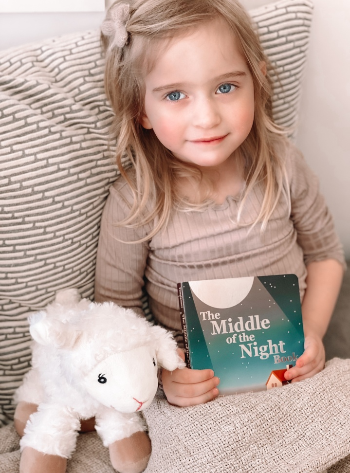 A book that can put your child tosleep!?